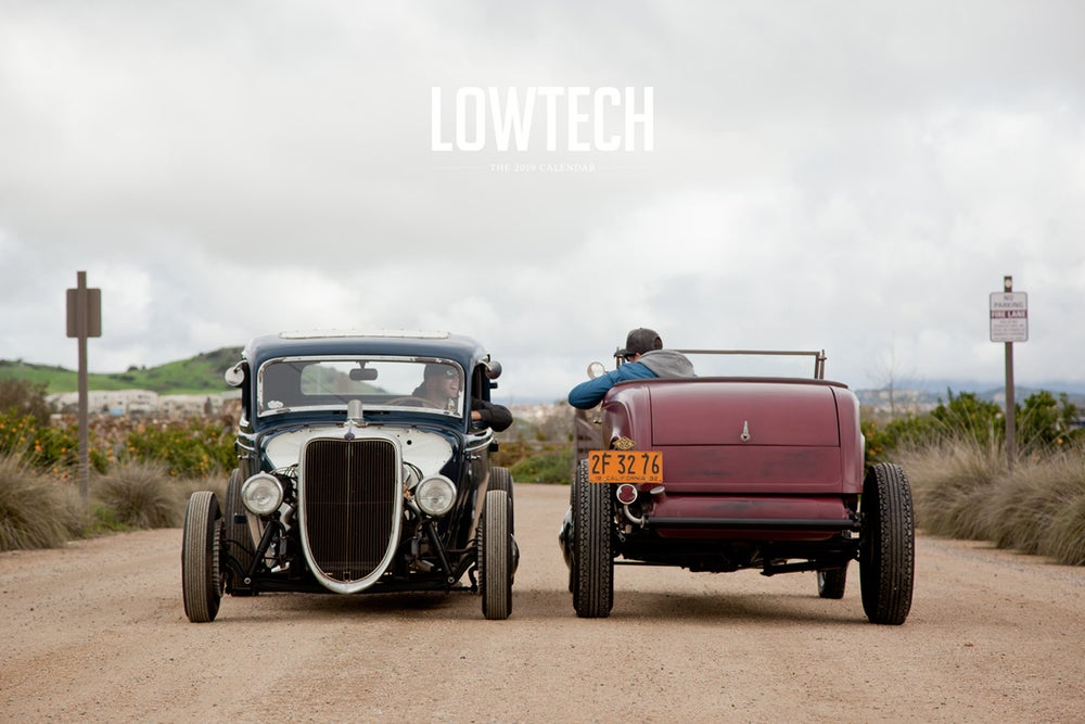 Image of LOWTECH»The 2019 Calendar« Limited Edition