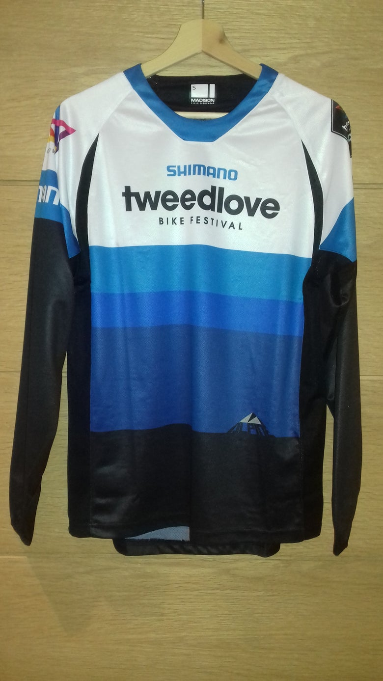 Image of Clearance items - Shimano TweedLove Madison Enduro Riding Jersey 2017