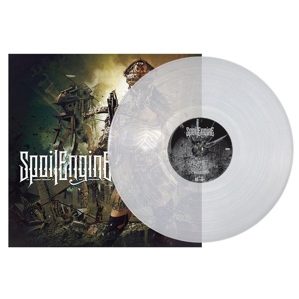 Image of Stormsleeper - Clear Vinyl