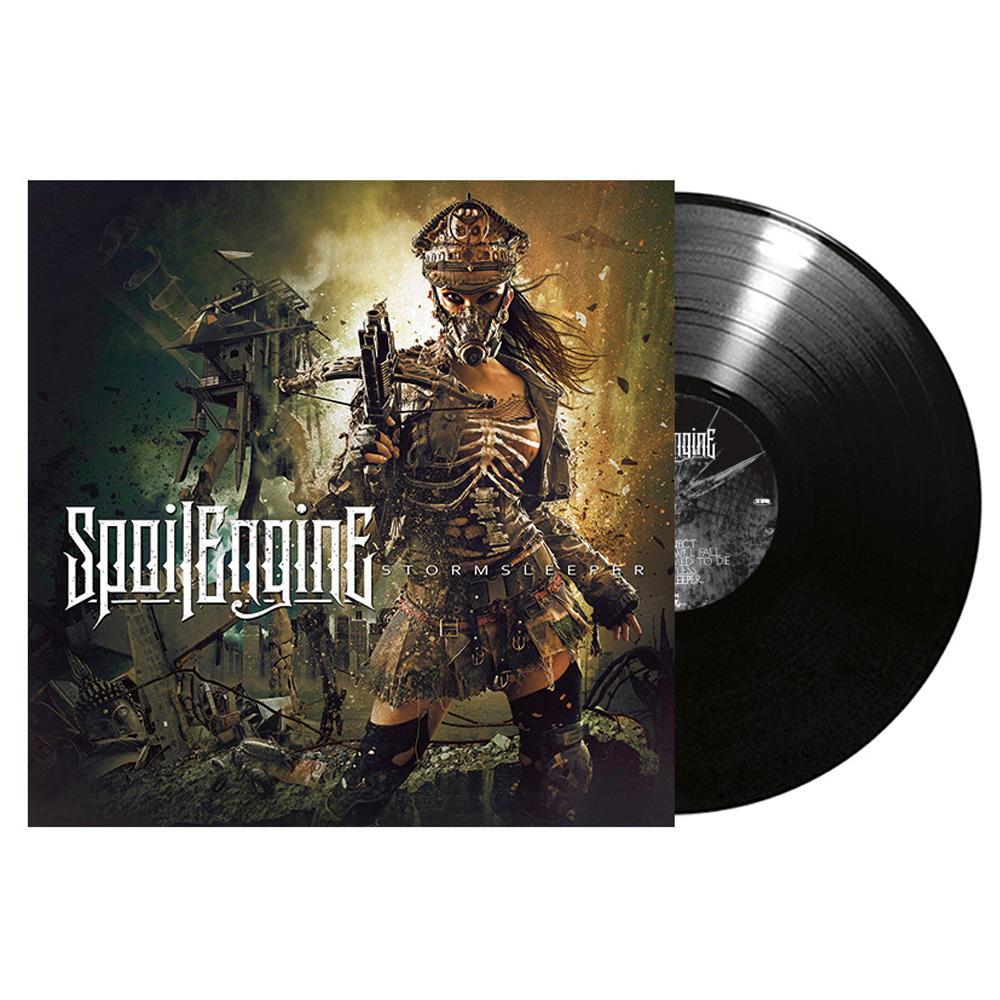 Image of Stormsleeper Black Vinyl