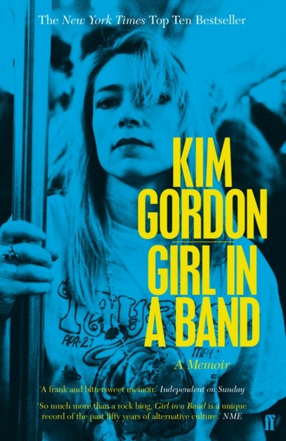 Image of Girl in a Band - Kim Gordon