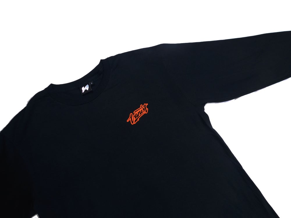 Image of 'Jellyfish' Black Longsleeve