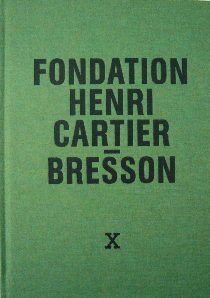 Image of Fondation Henri Cartier-Bresson, 10 ans