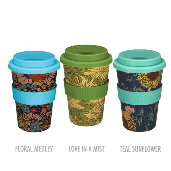 Image of Reusable PLASTIC FREE Coffee Cup