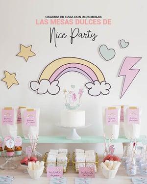 """Image of Libro PDF """"Las mesas dulces de NiceParty"""""""