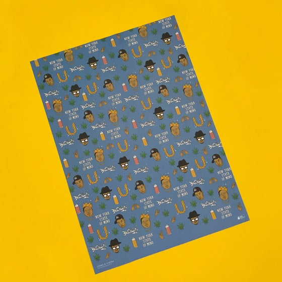 Image of East Coast (w)rapping paper (x5)