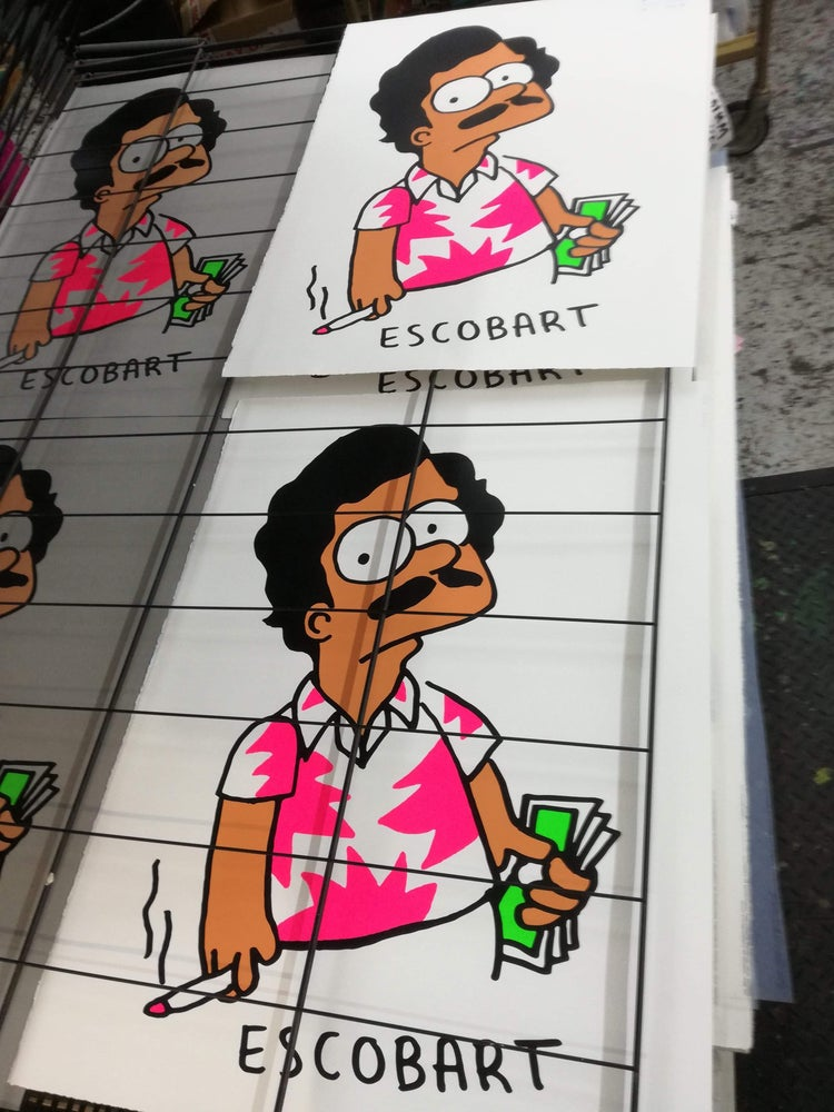 Image of Escobart