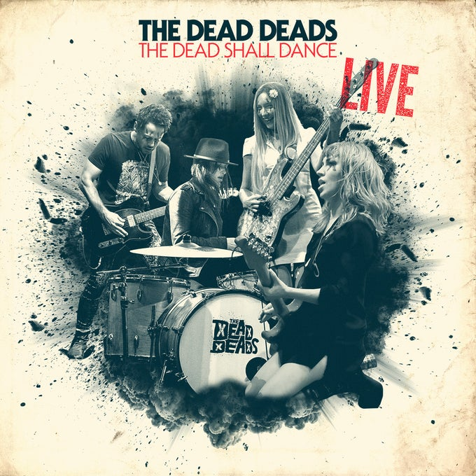 Image of The Dead Shall Dance LIVE Album CD(Autographed)