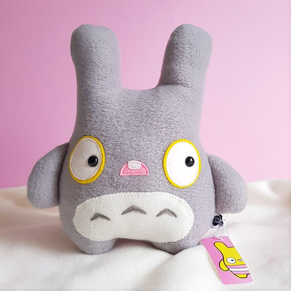 Image of Totoro Grey Baldwin (made to order)