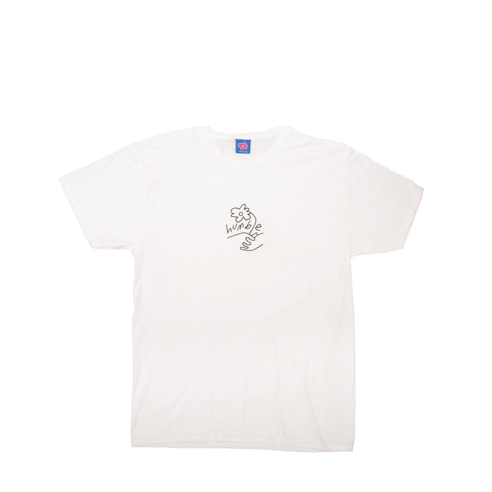 Image of Humble Flower Logo T-shirt