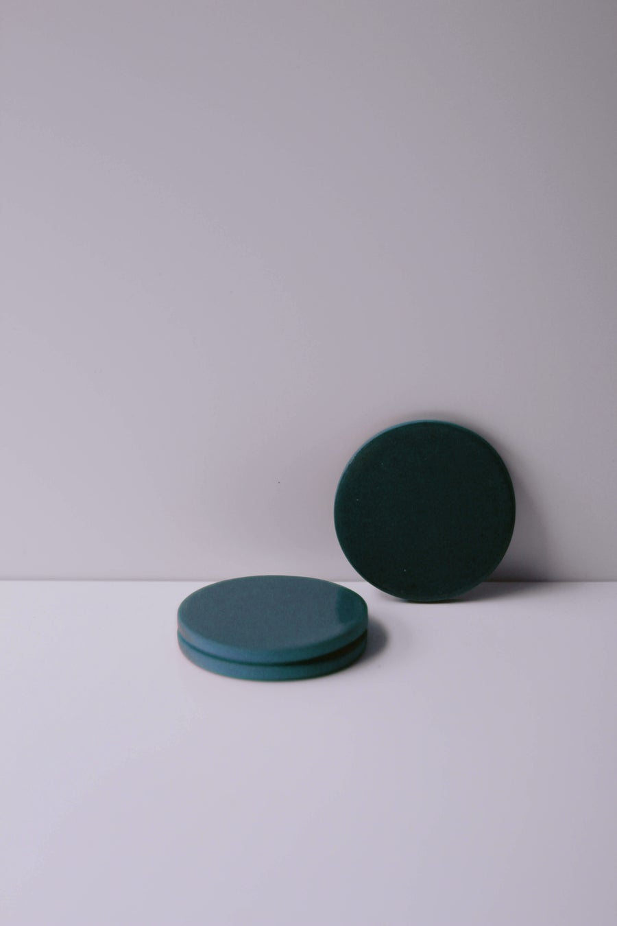 Image of Butter Dish Teal