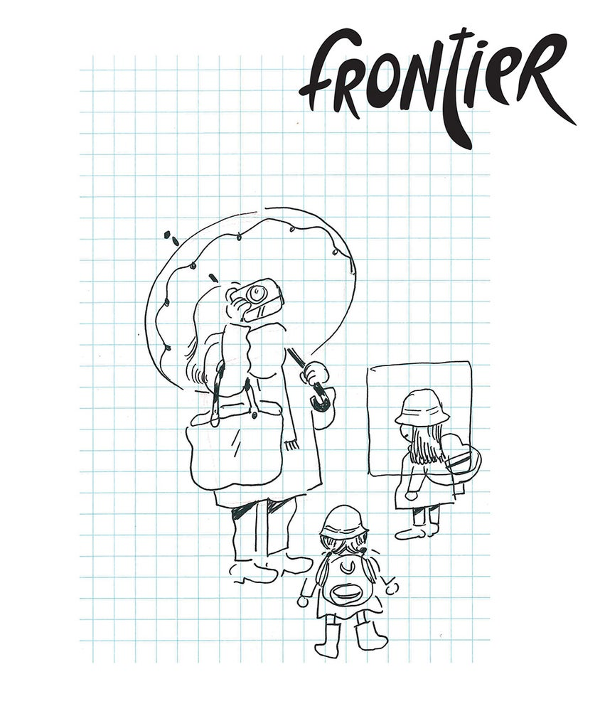 Image of Frontier #18: Tiffany Ford