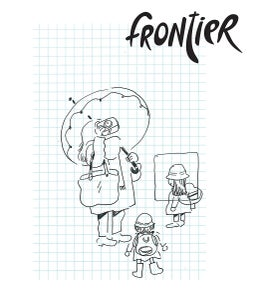 Image of Frontier #18: Tiffany Ford (PRE-ORDER)
