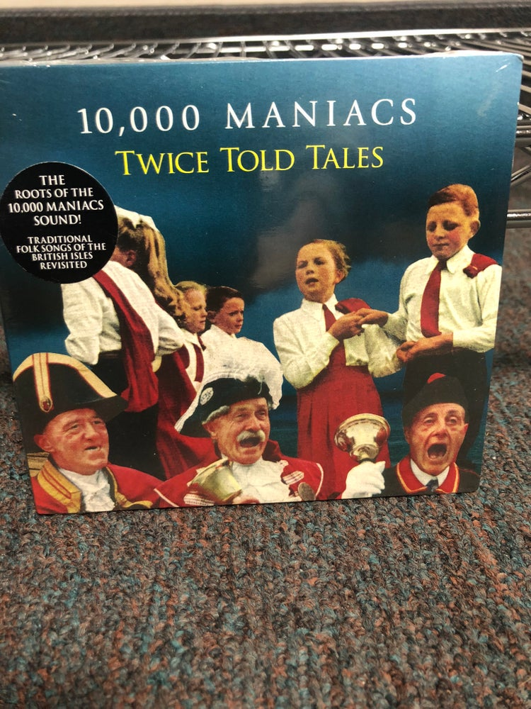 "Image of ""Twice Told Tales"" CD"