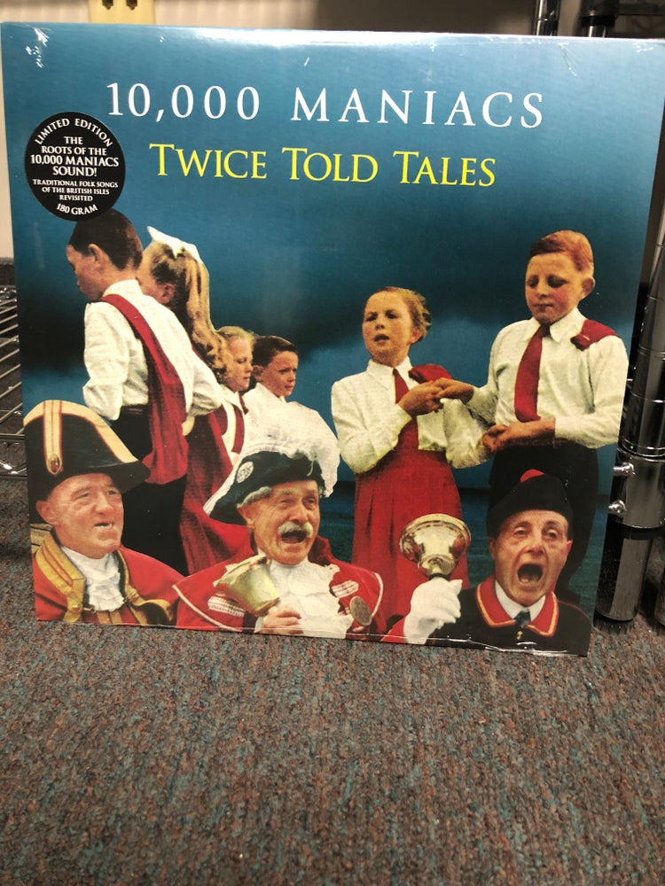 "Image of ""Twice Told Tales"" 180 Gram Vinyl"