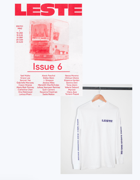 Image of SHIRT + ISSUE 6