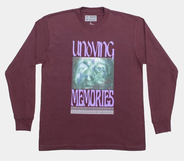 Image of Undying Memories L/S tee