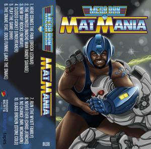 Image of Mega Ran - Mat Mania