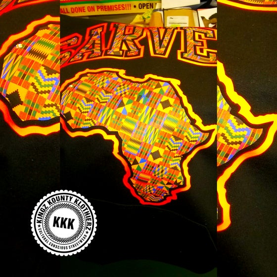 Image of GARVEY KENTE HOODY