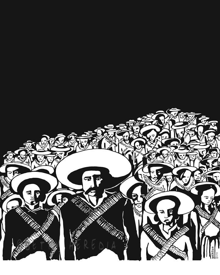 Revolución Tees (white)