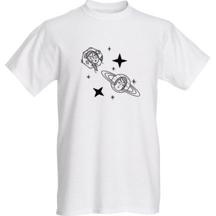 Image of GIVE ME SPACE T-SHIRT