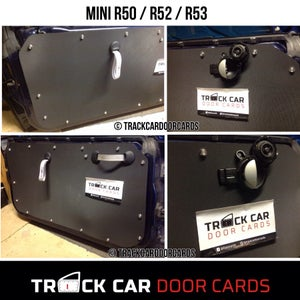 Image of Mini Cooper R50, R52 and R53