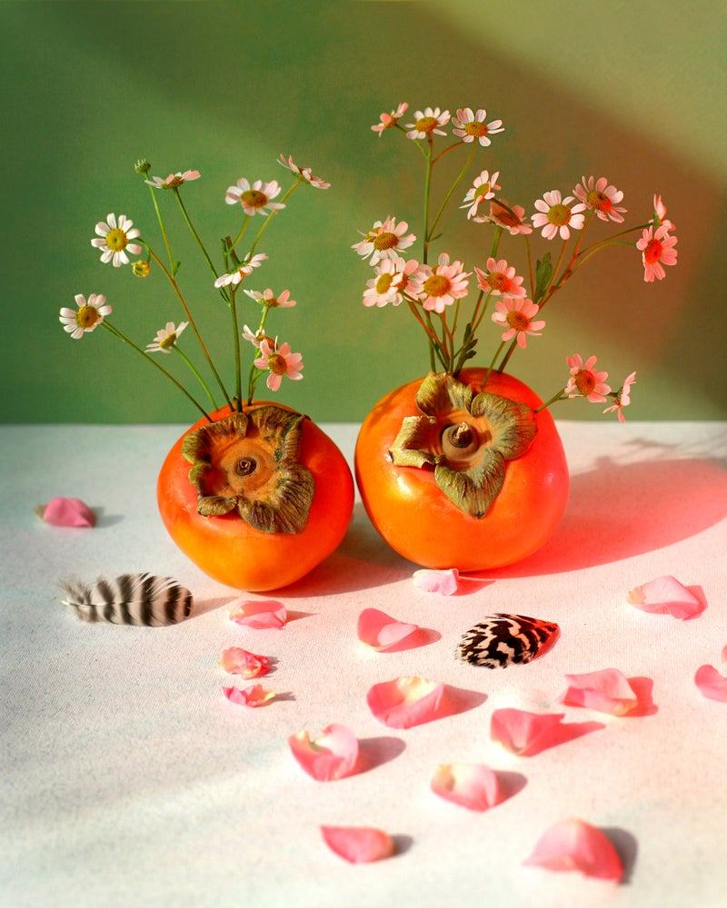 Image of Persimmons Photo Print