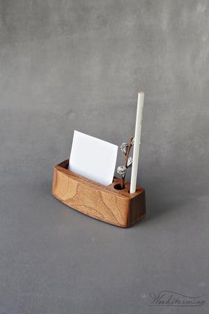 Image of Small desk organizer