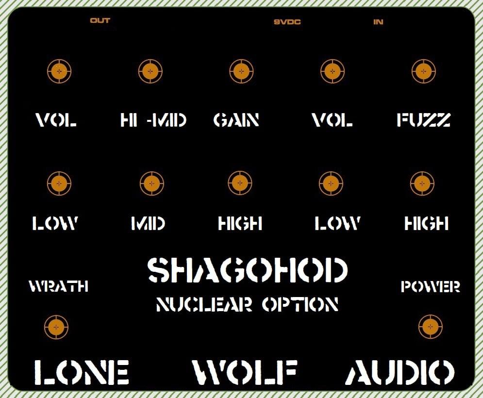 Image of SHAGOHOD - Nuclear Option Pre-sale