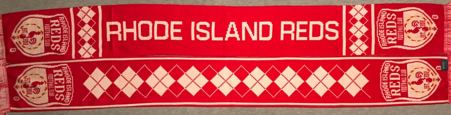 Image of Classic Rhode Island Reds Scarf