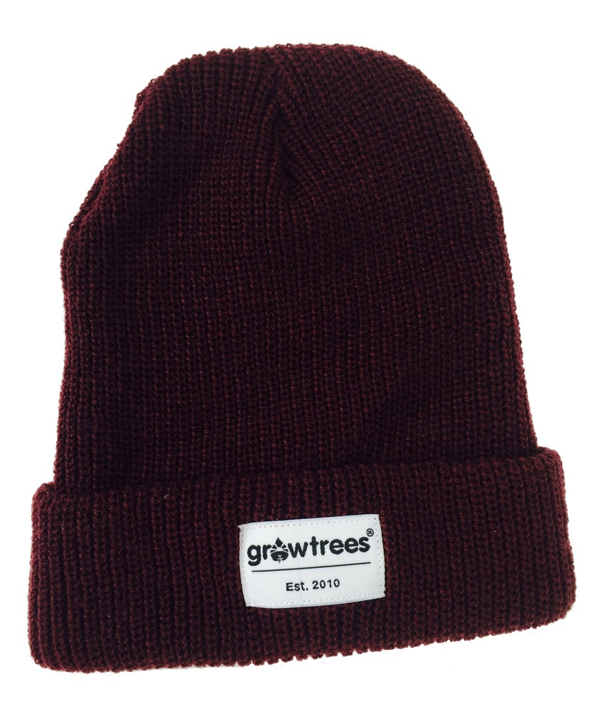 Image of Grow Trees Apparel Beanie