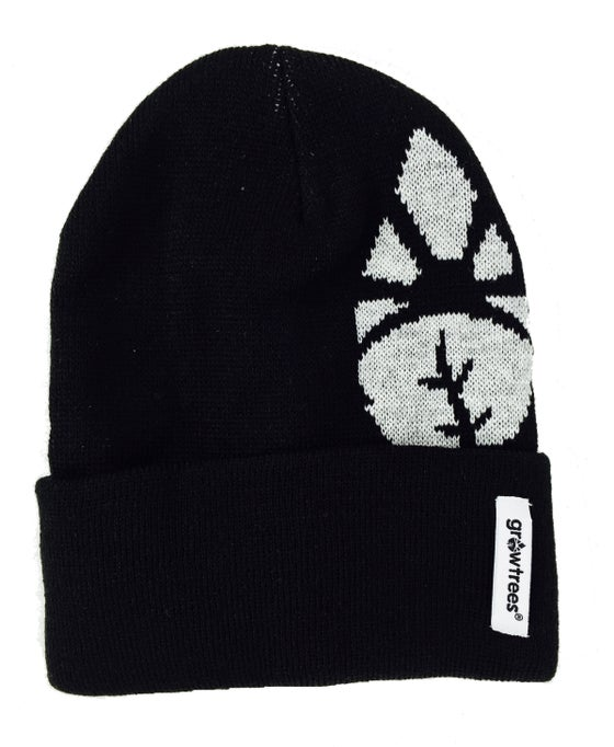 Image of Grow Trees Apparel Beanie with Logo
