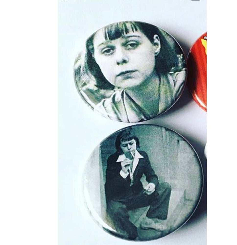 Image of Carson  McCullers Pin Set