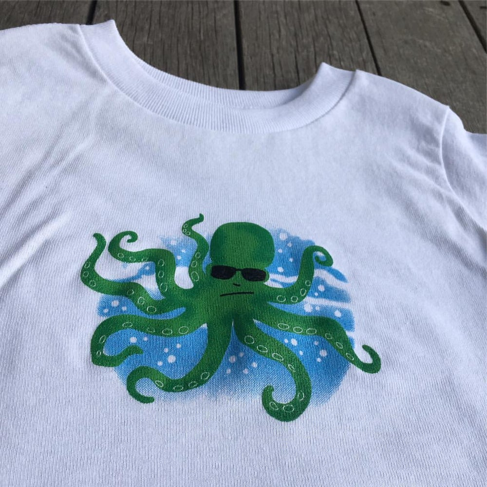 Image of Octopus T-Shirt