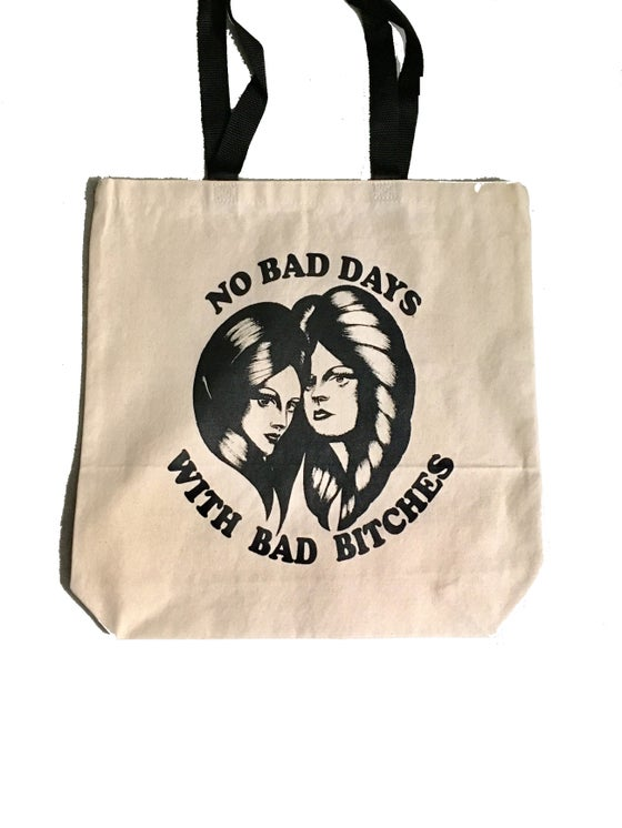 Image of BAD TOTE BAG
