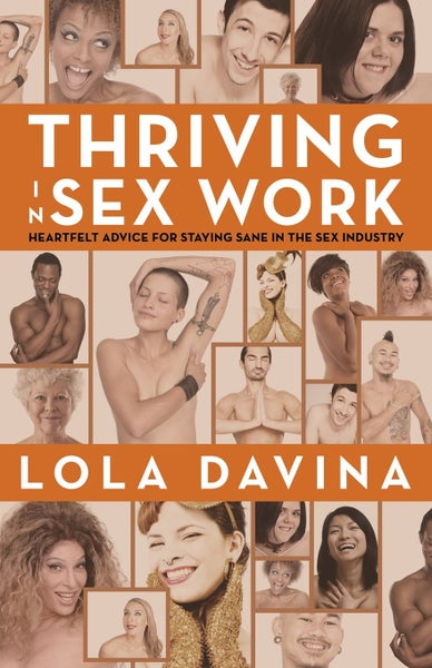 Image of Thriving in Sex Work (book)