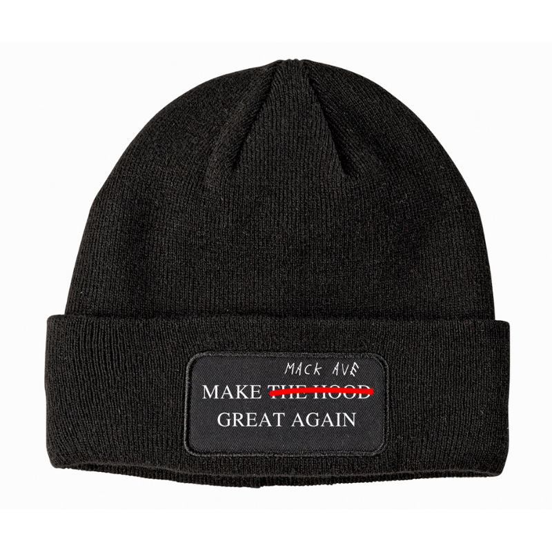 Image of Detroit Beanie - Mack Ave