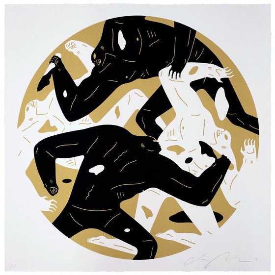 Image of CLEON PETERSON OUT OF DARKNESS GOLD