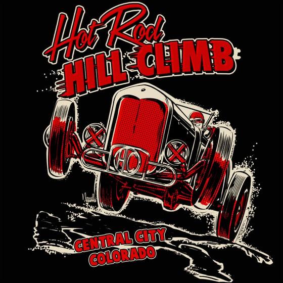 Image of Hot Rod Hill Climb Hoodies