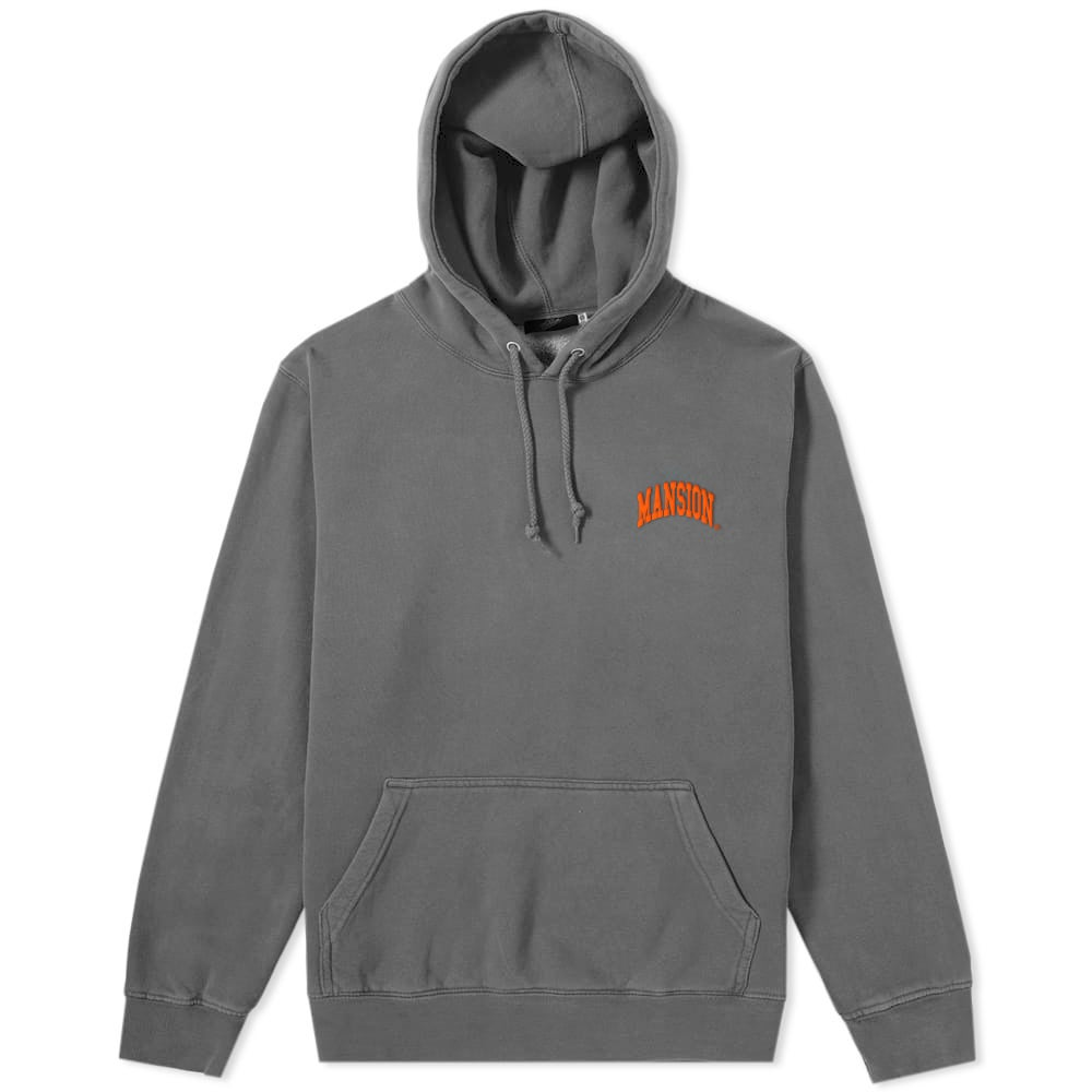 Image of Natives Hoodie Grey
