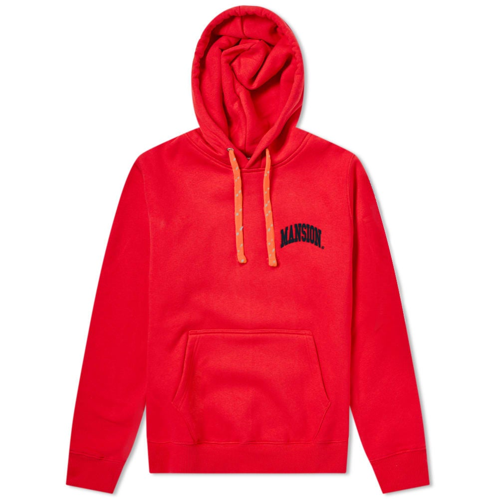 Image of Natives Hoodie Red