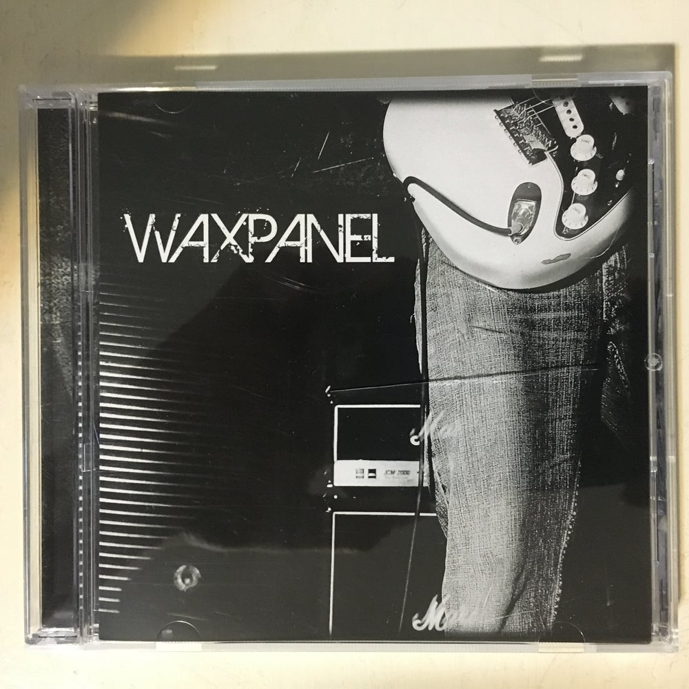 Image of WAXPANEL Self Titled EP