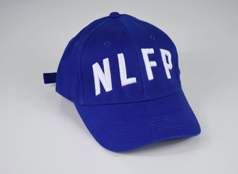 Image of SIGNATURE HAT ROYAL BLUE