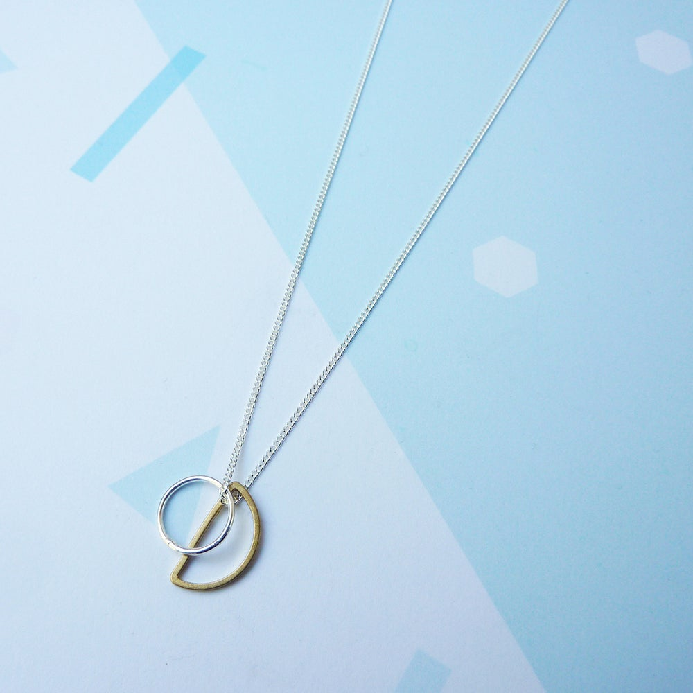 Image of *NEW* Mini Locus Necklace
