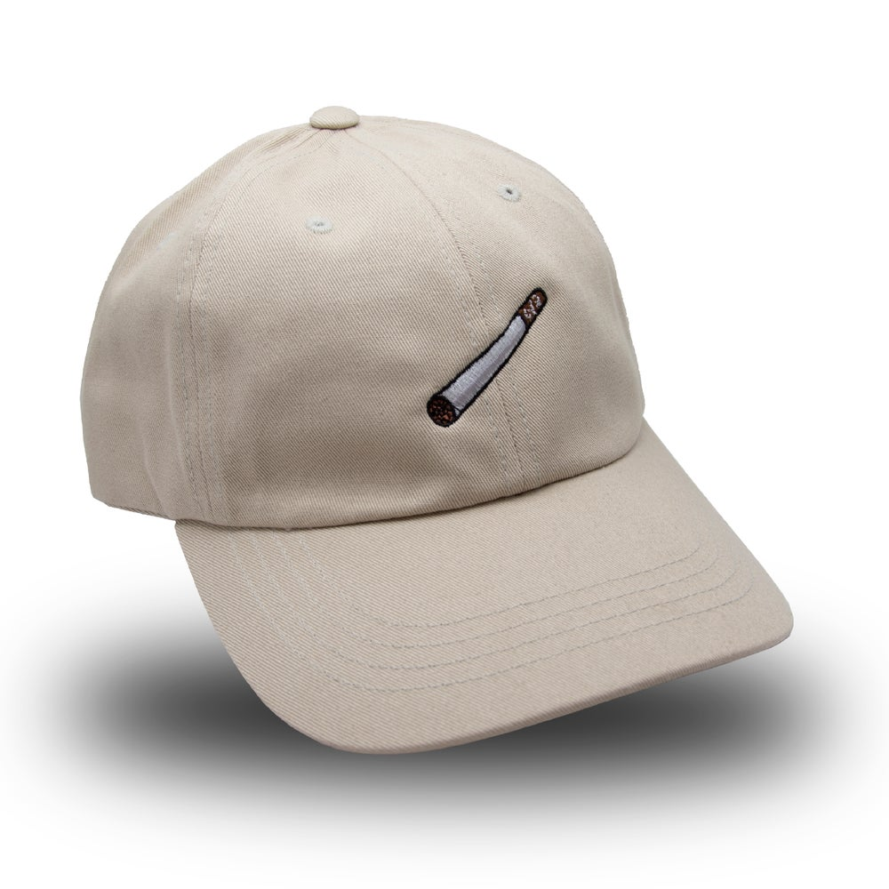 Image of No Smoking On The Chairlift Dad Hat