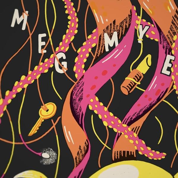 MEG MYERS - Sorry.
