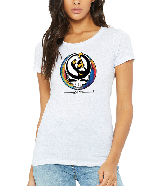 "Image of Women's ""Stealie"" t-shirt"