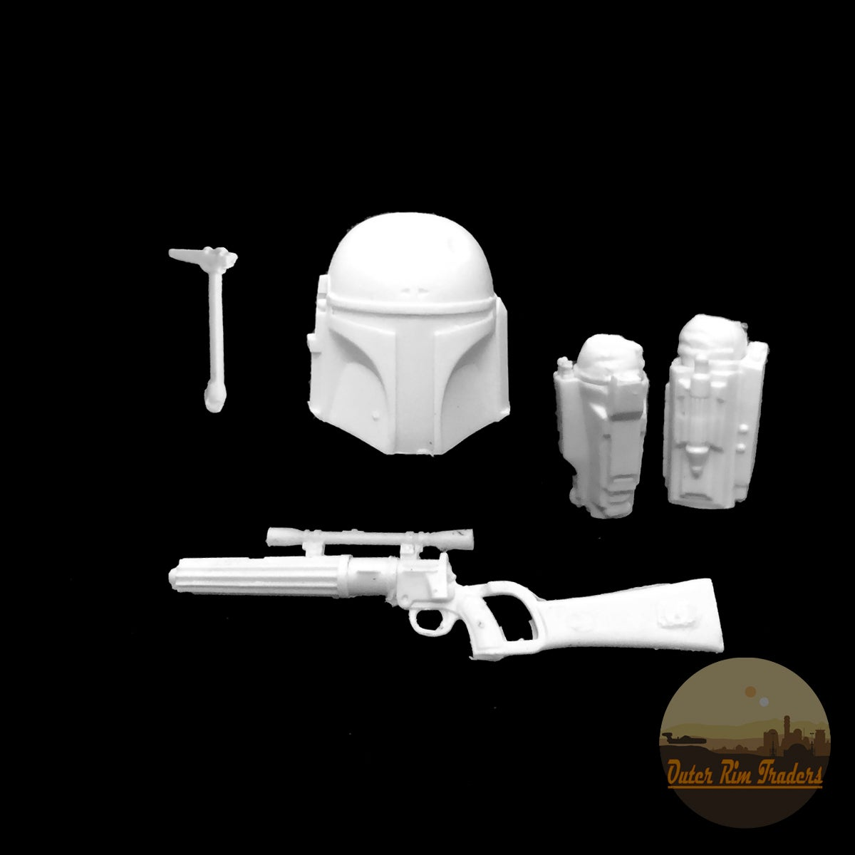 Image of Desert Bounty Hunter Kit
