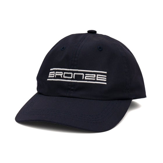 Image of BRONZE RECORDS HAT NAVY