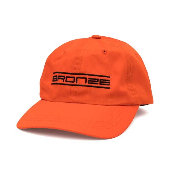 Image of BRONZE RECORDS HAT ORANGE